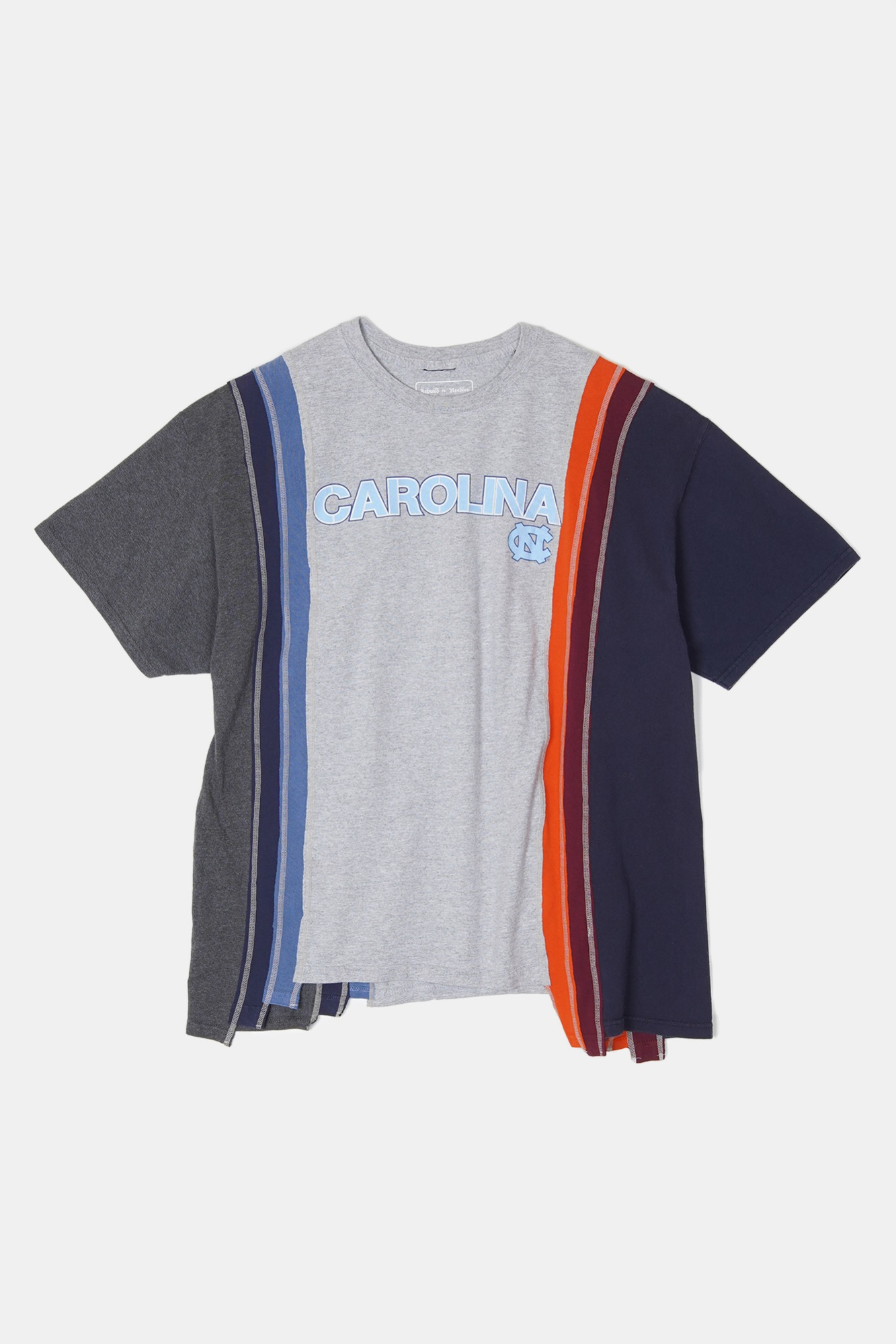 REBUILD BY NEEDLES 7 Cuts S/S College Wide Tee 3