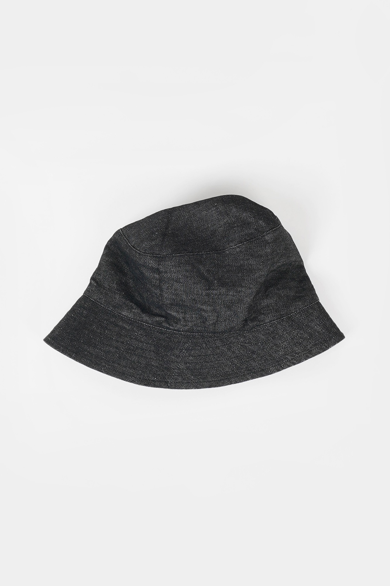 "ENGINEERED GARMENTS Bucket Hat ""Black 12oz Cone Denim"""
