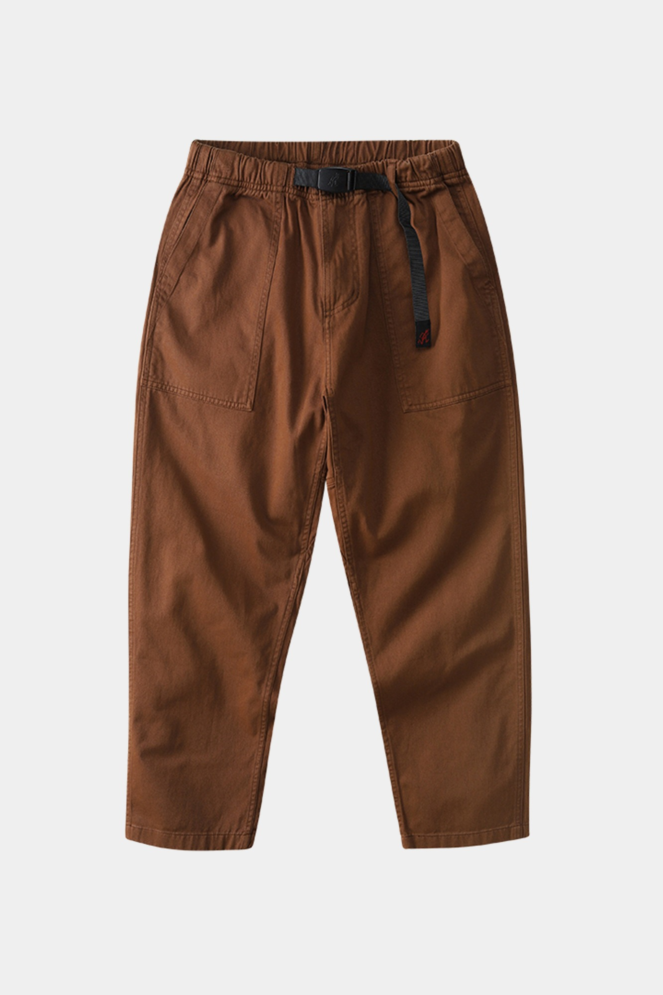 "GRAMICCI Loose Tapered Pants ""Brown"""