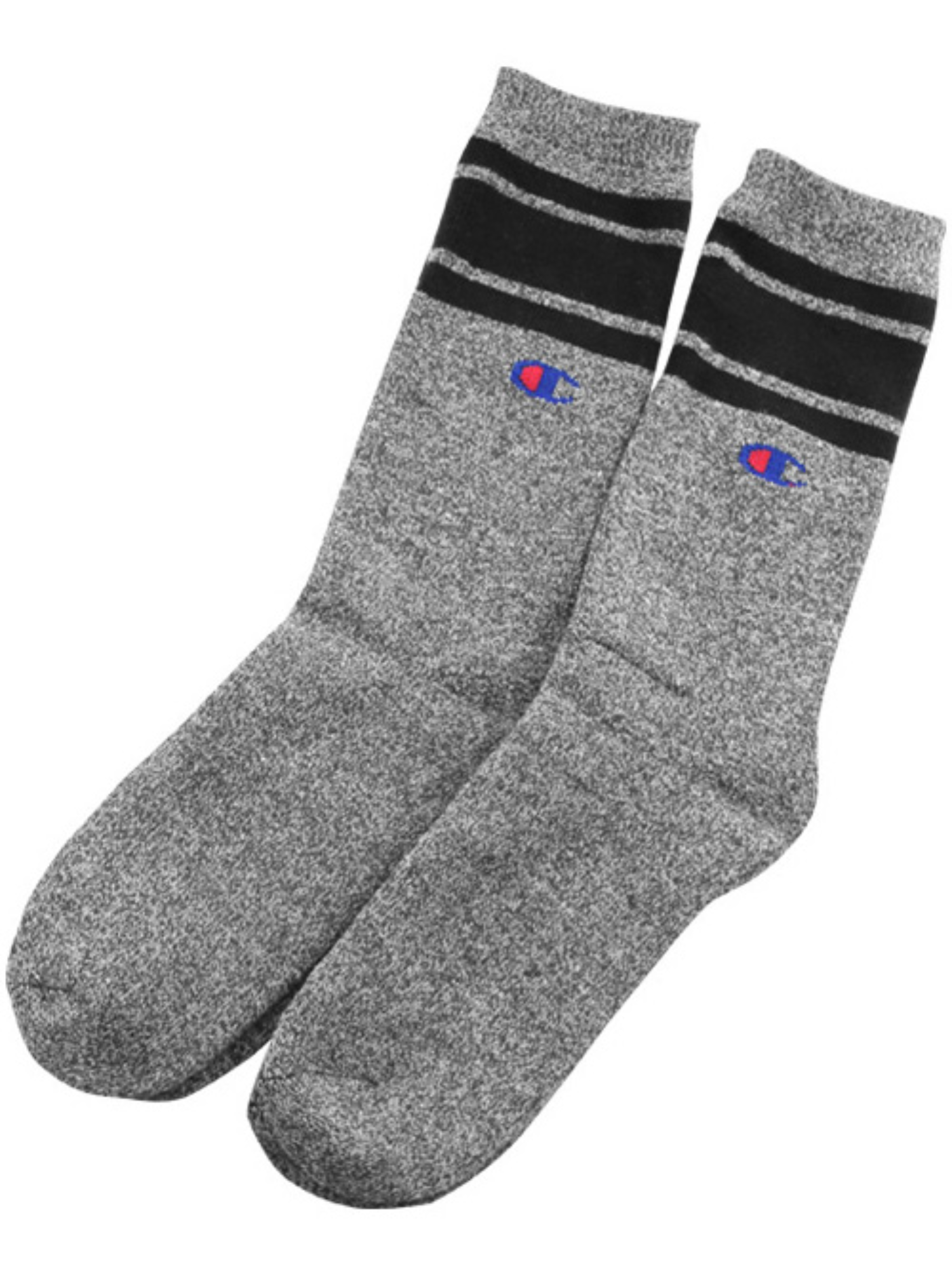 CHAMPION 2 Pack Long Length Socks 2 Color CMSBG003