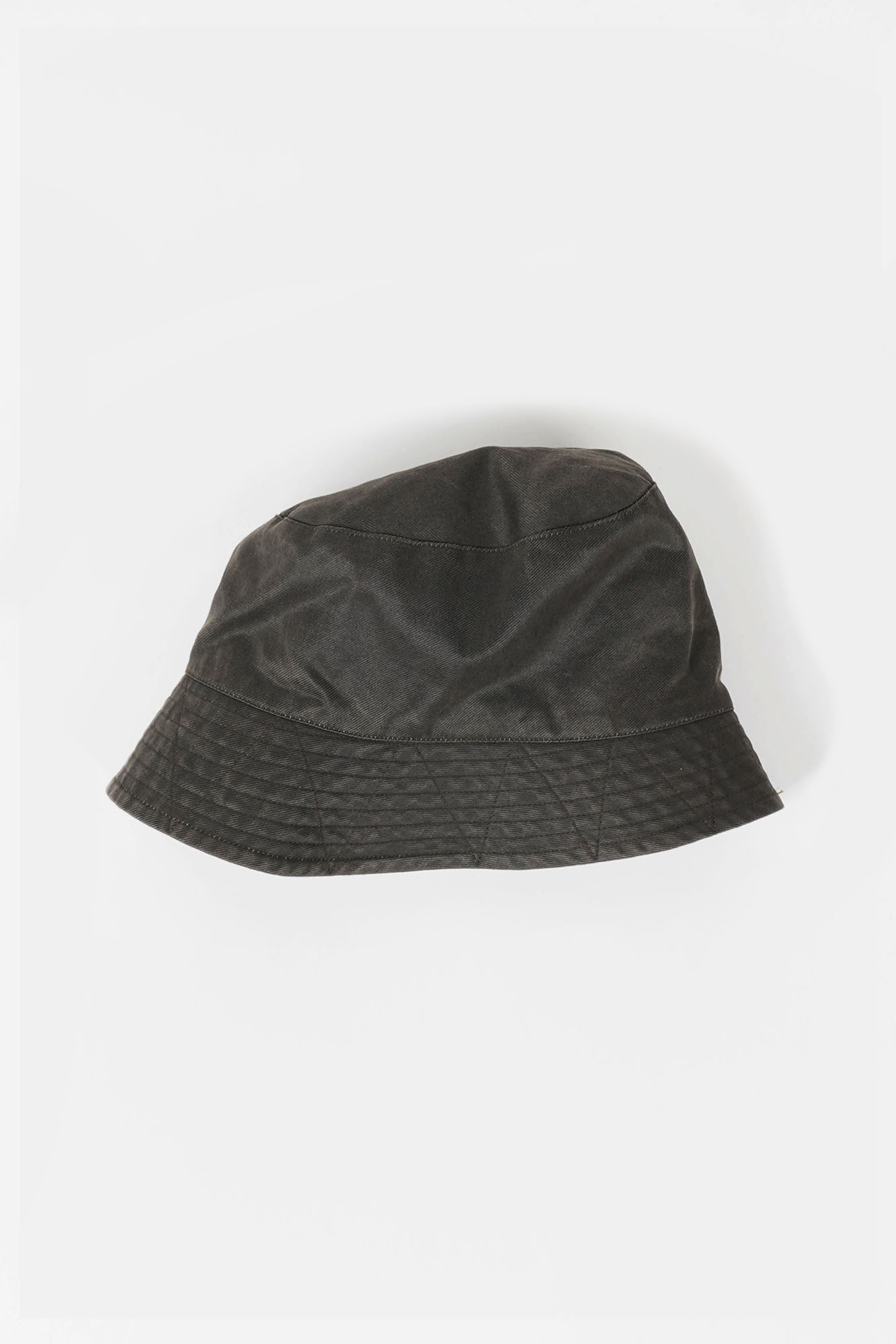 "ENGINEERED GARMENTS Bucket Hat ""Dk. Olive Coated Twill"""