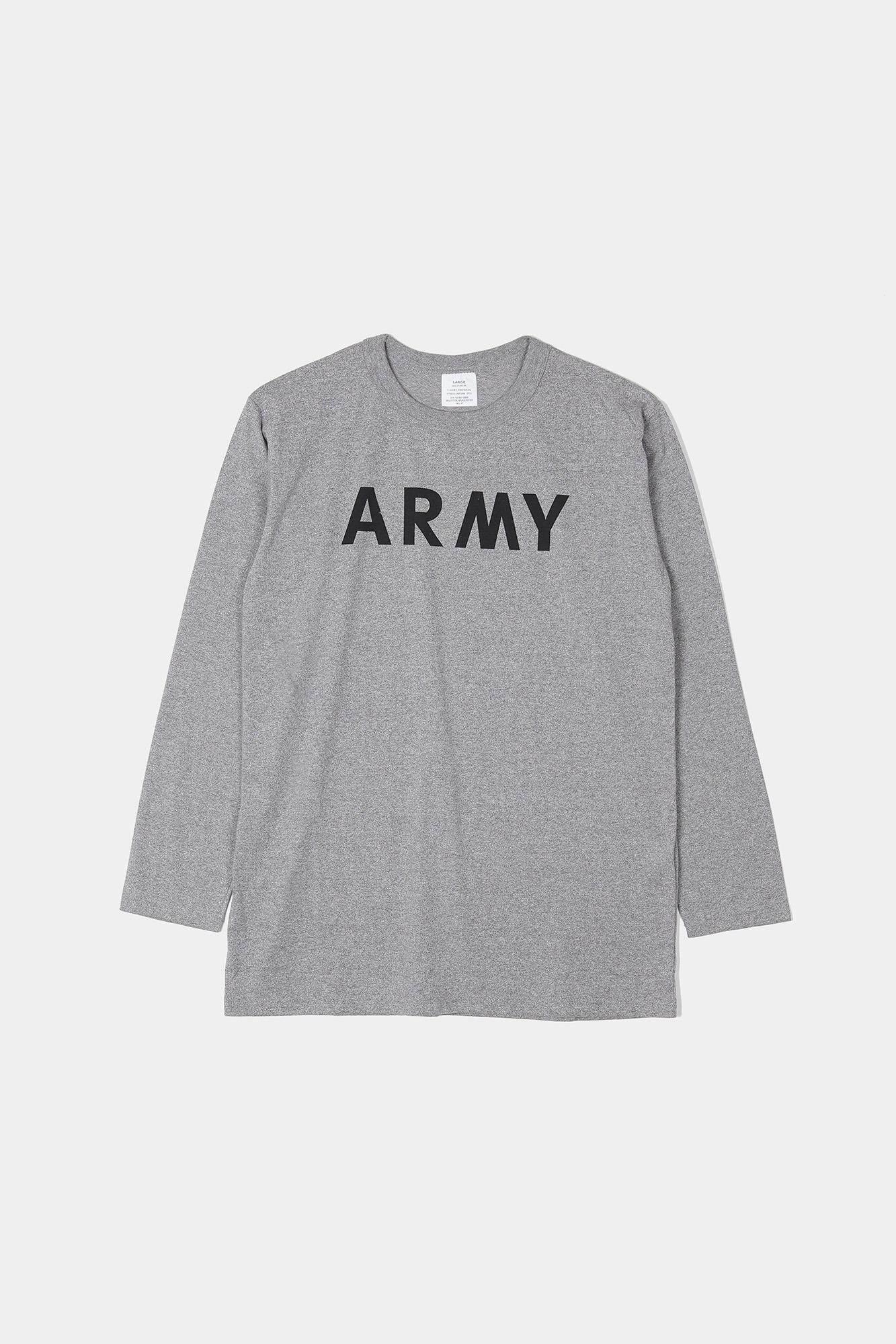 YMCL KY US ARMY Long Sleeve T-shirt