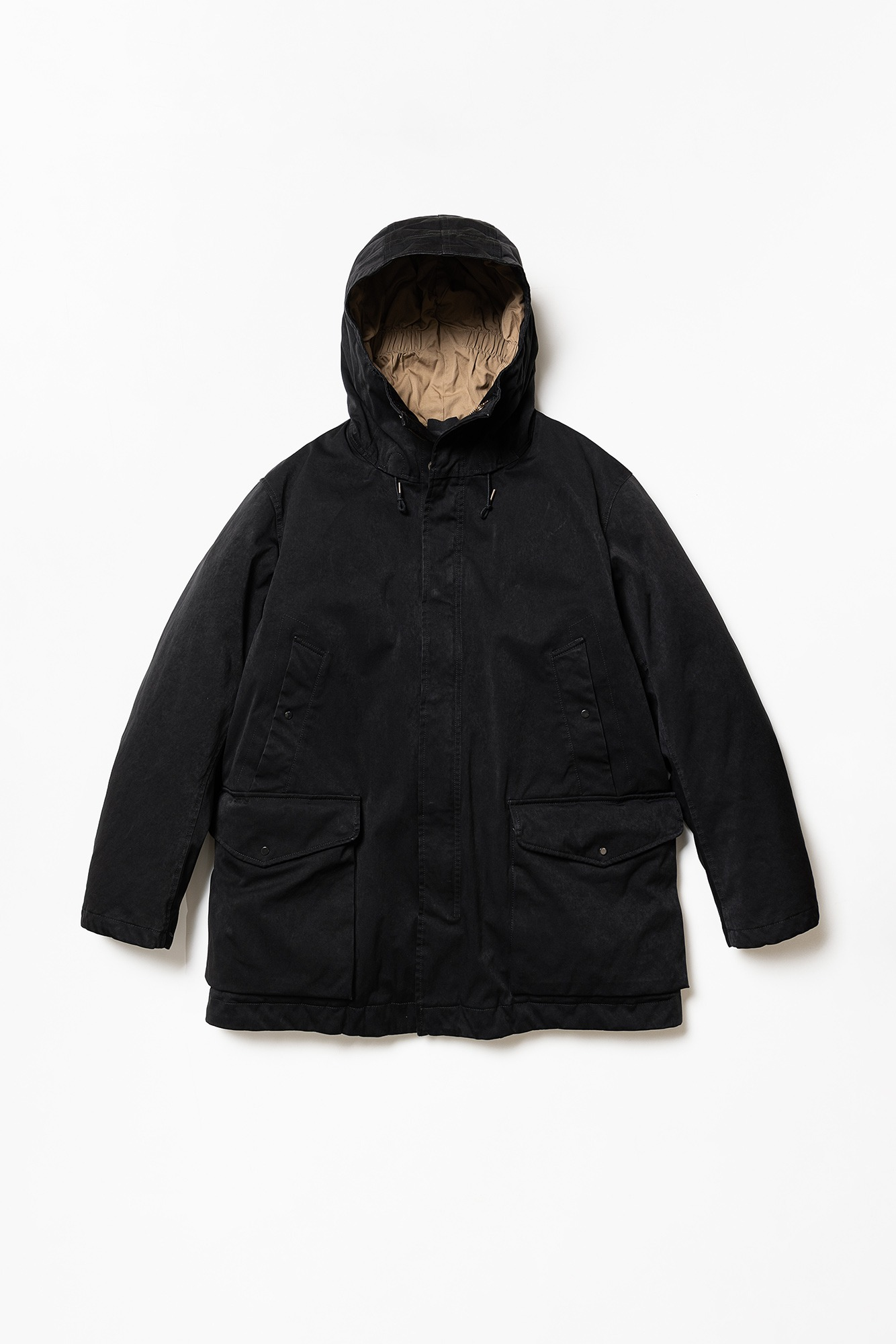 "TEN-C Canon Jacket ""Black"""
