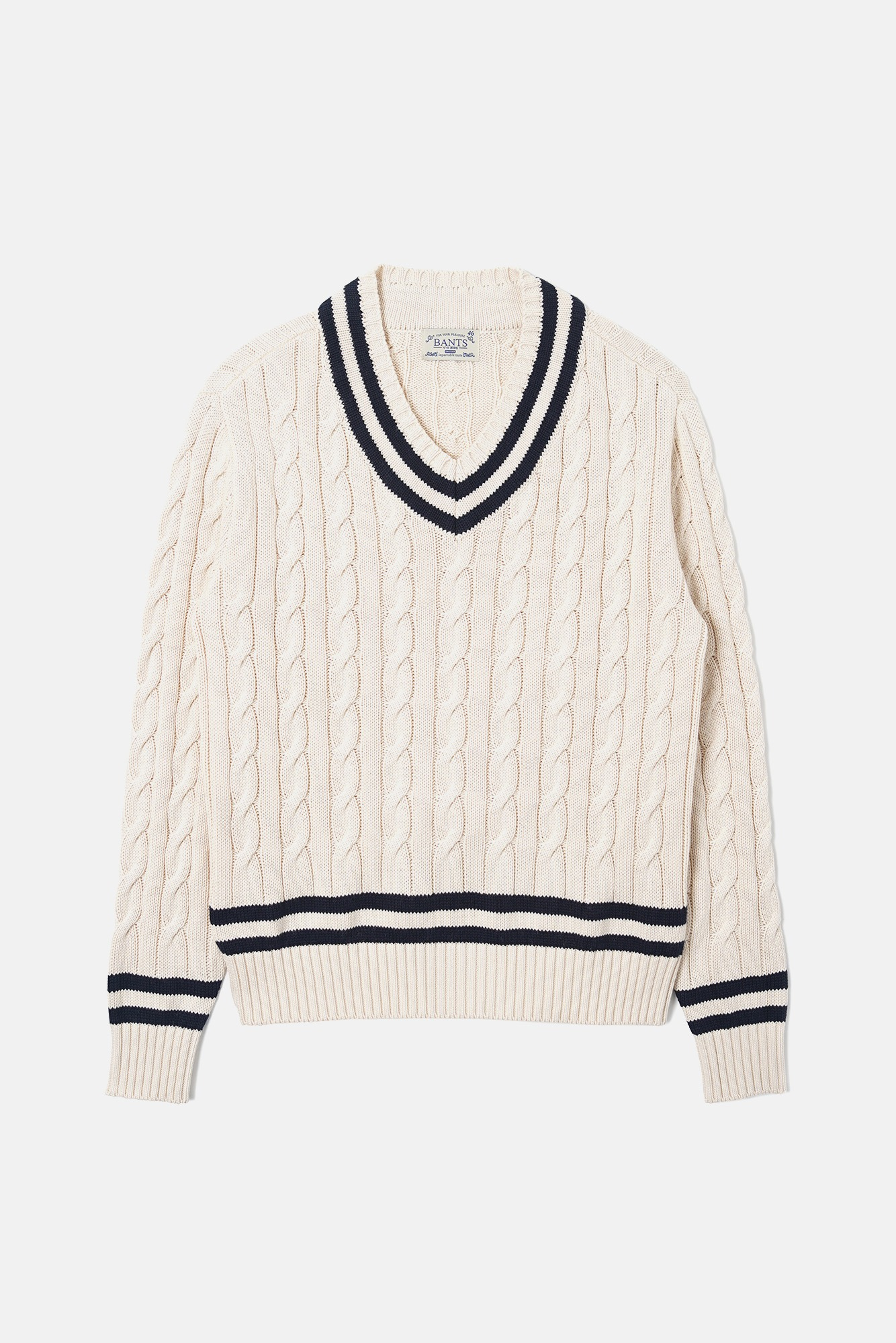 BANTS OPD Cotton Cricket Knit