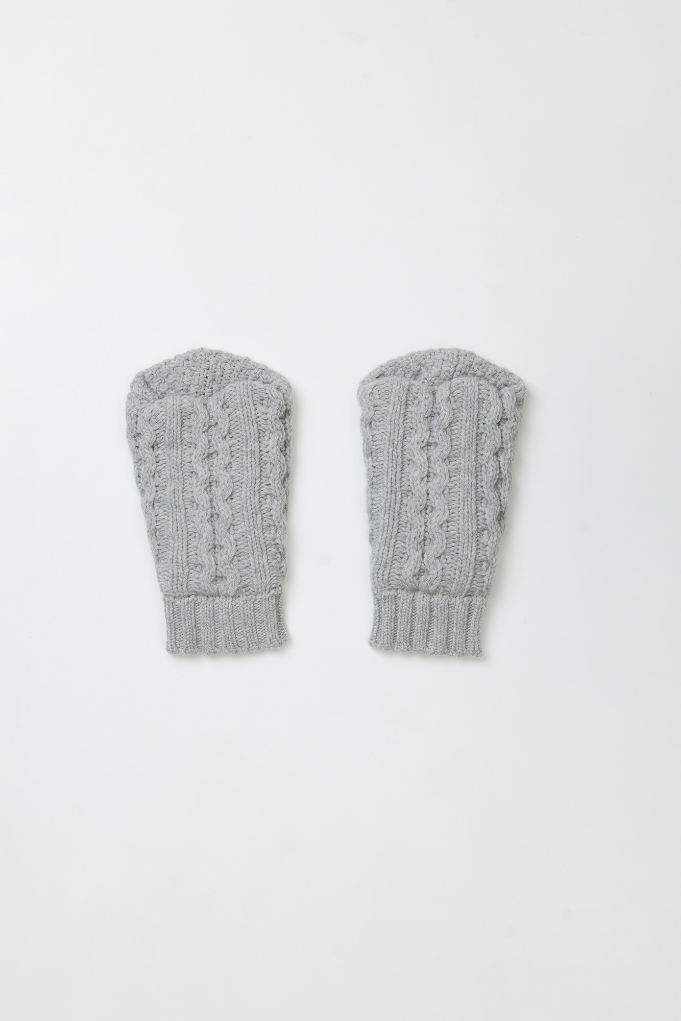 "CORELATE Wool sleeves ""Off-White"""