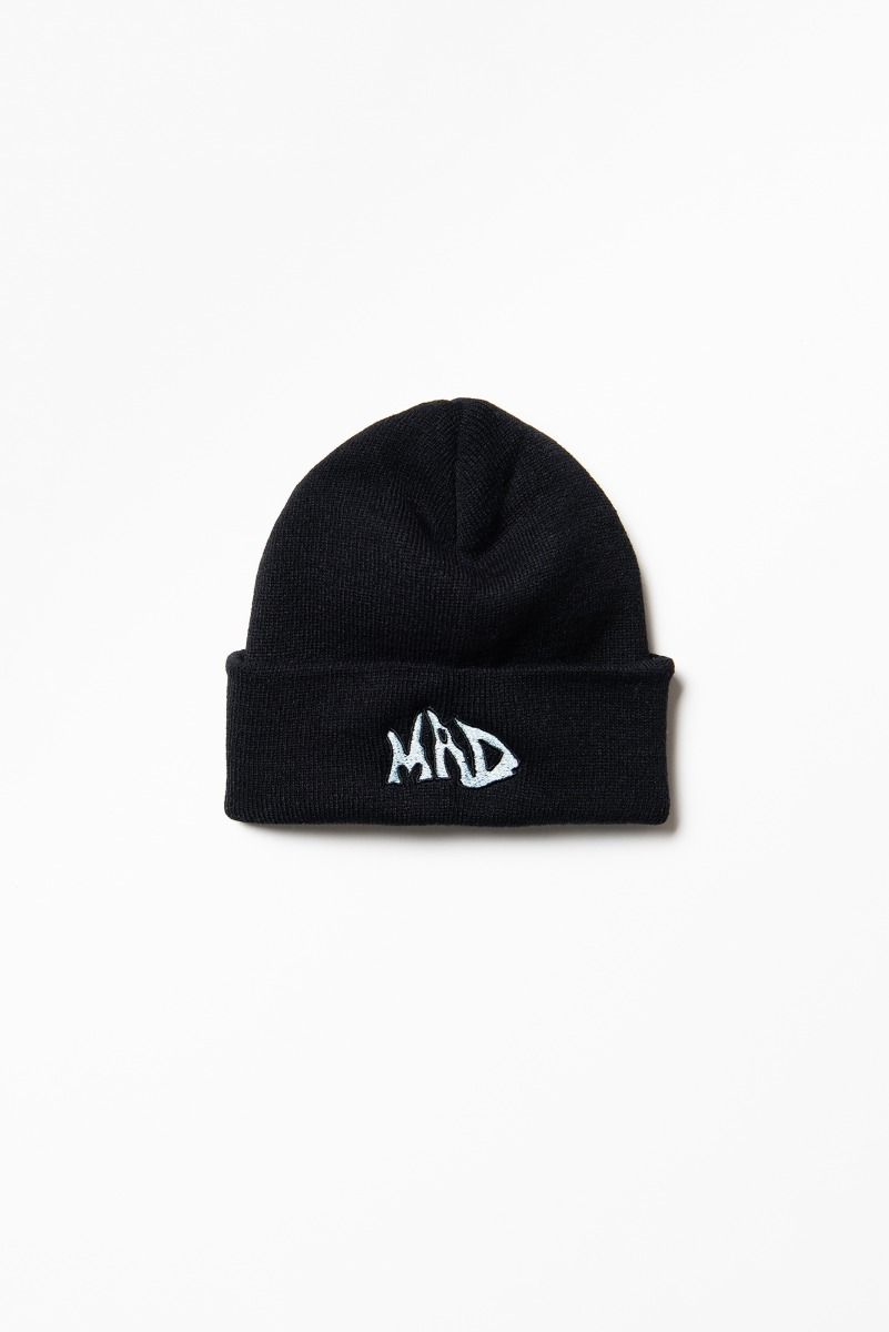 "LOCALS ONLY Logo Beanie ""Black"""