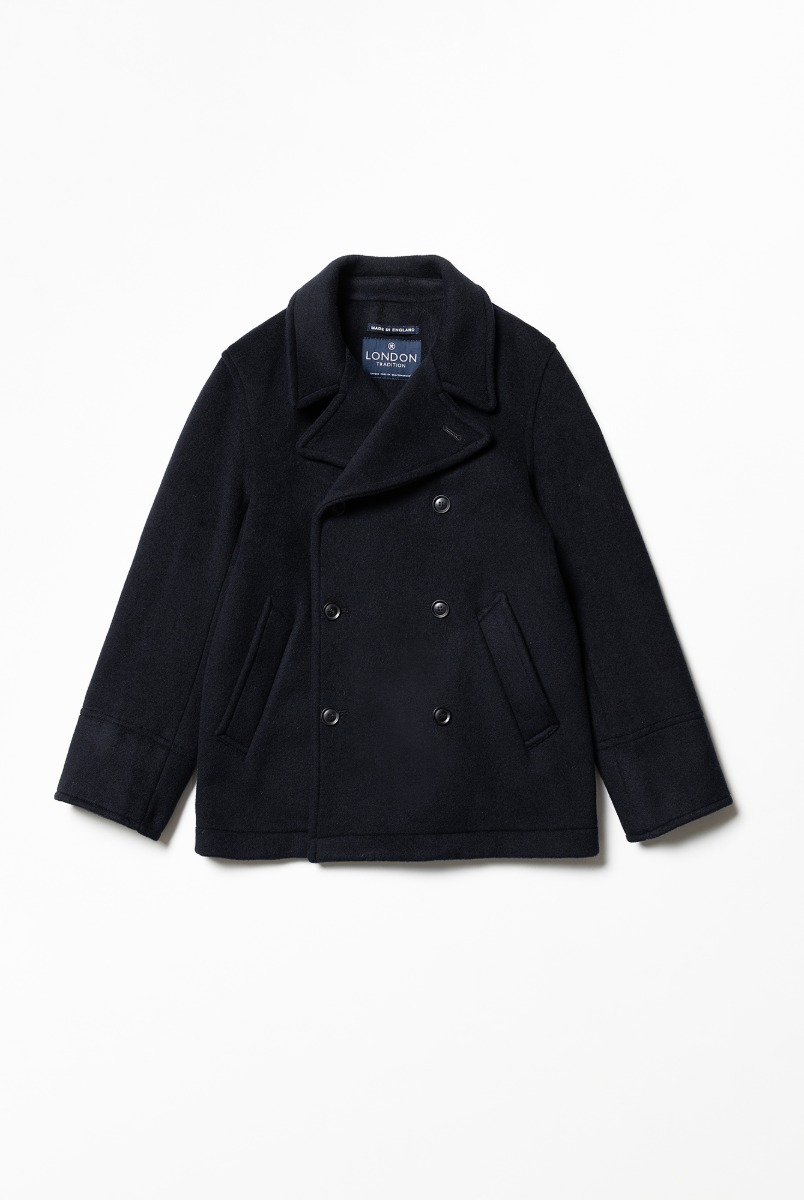 "LONDON TRADITION Scott Mens Peacoat ""Navy SBB"""