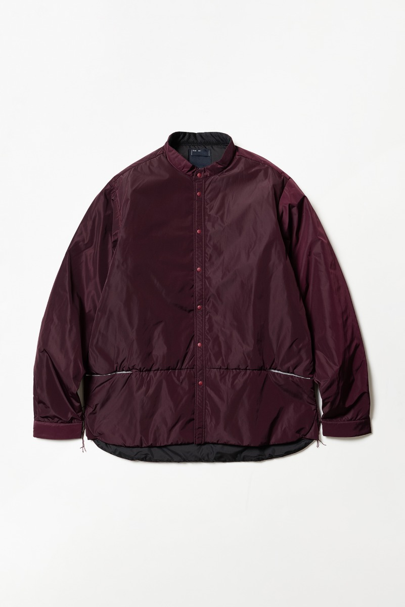 "MEANSWHILE Memory Thinsulate™ Packable SH ""Burgundy"""