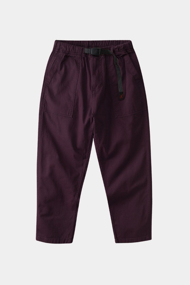 "GRAMICCI Loose Tapered Pants ""Raisin"""