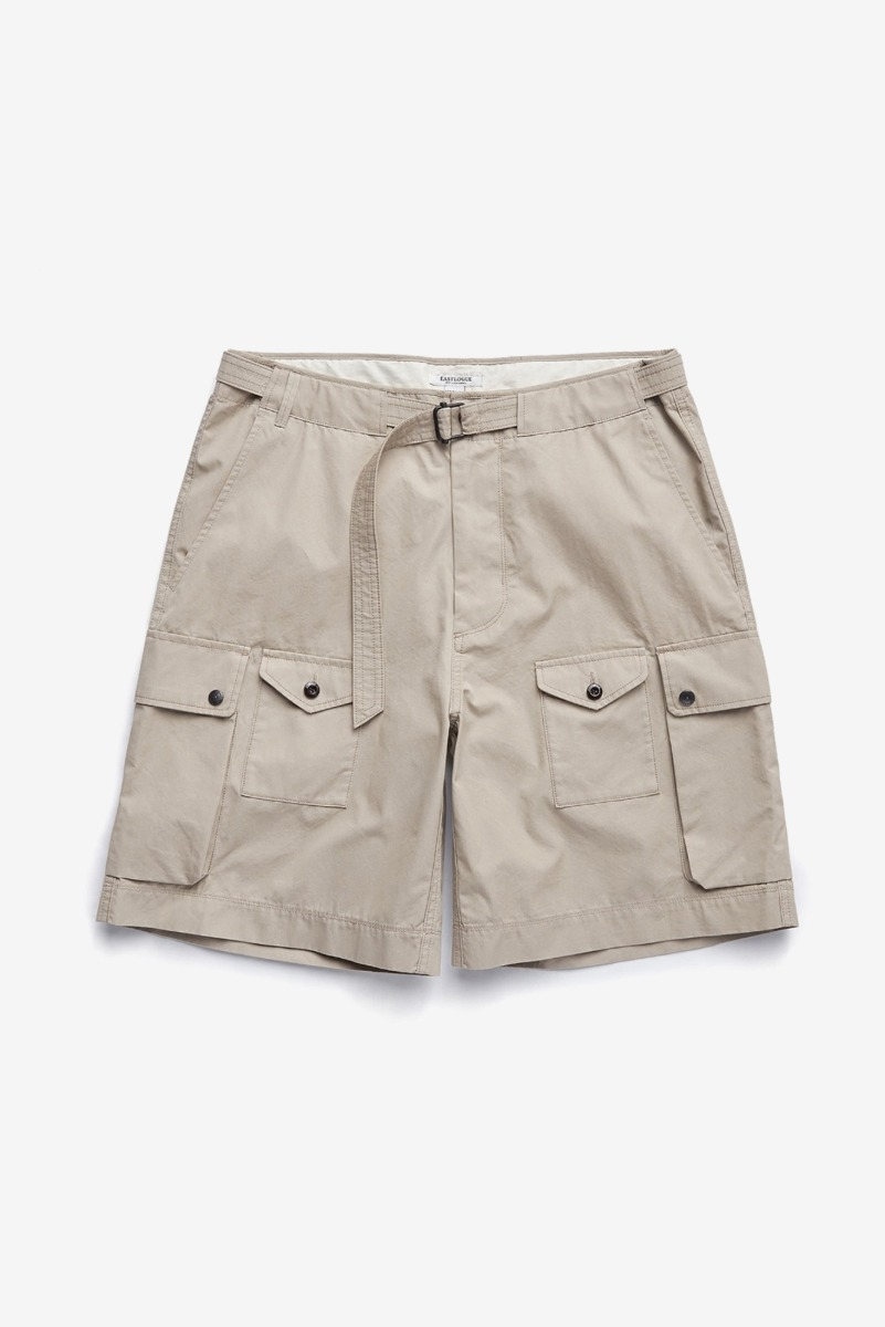 "EASTLOGUE Para Shorts ""Sand"""