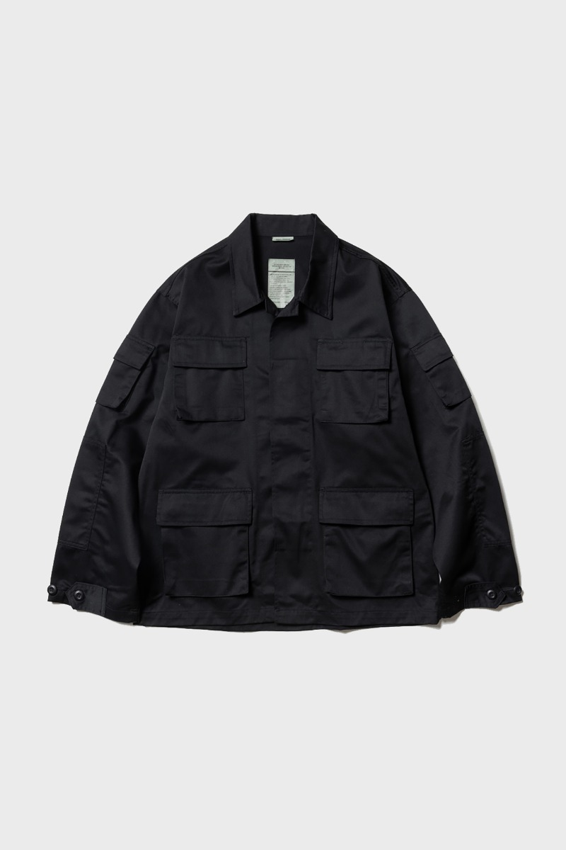 "YMCL KY BDU Jacket ""Black"""