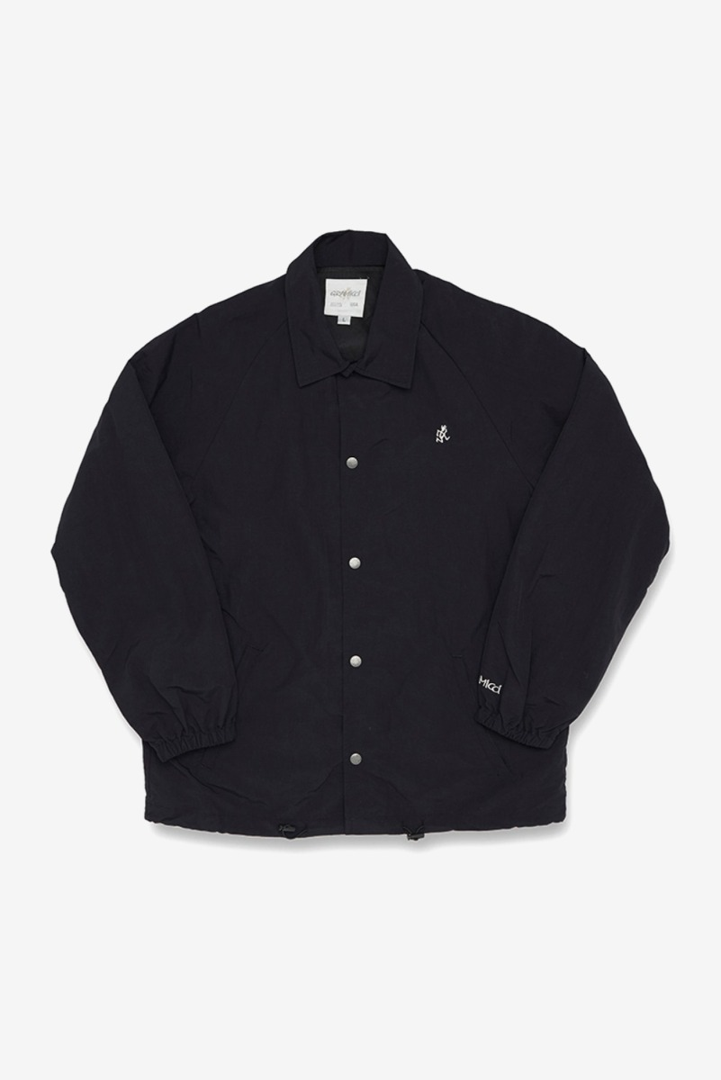 "GRAMICCI Shell Coaches Jacket ""Black"""