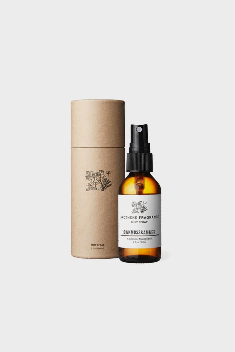"APOTHEKE FRAGRANCE Room Spray ""Oakmoss & Amber"""