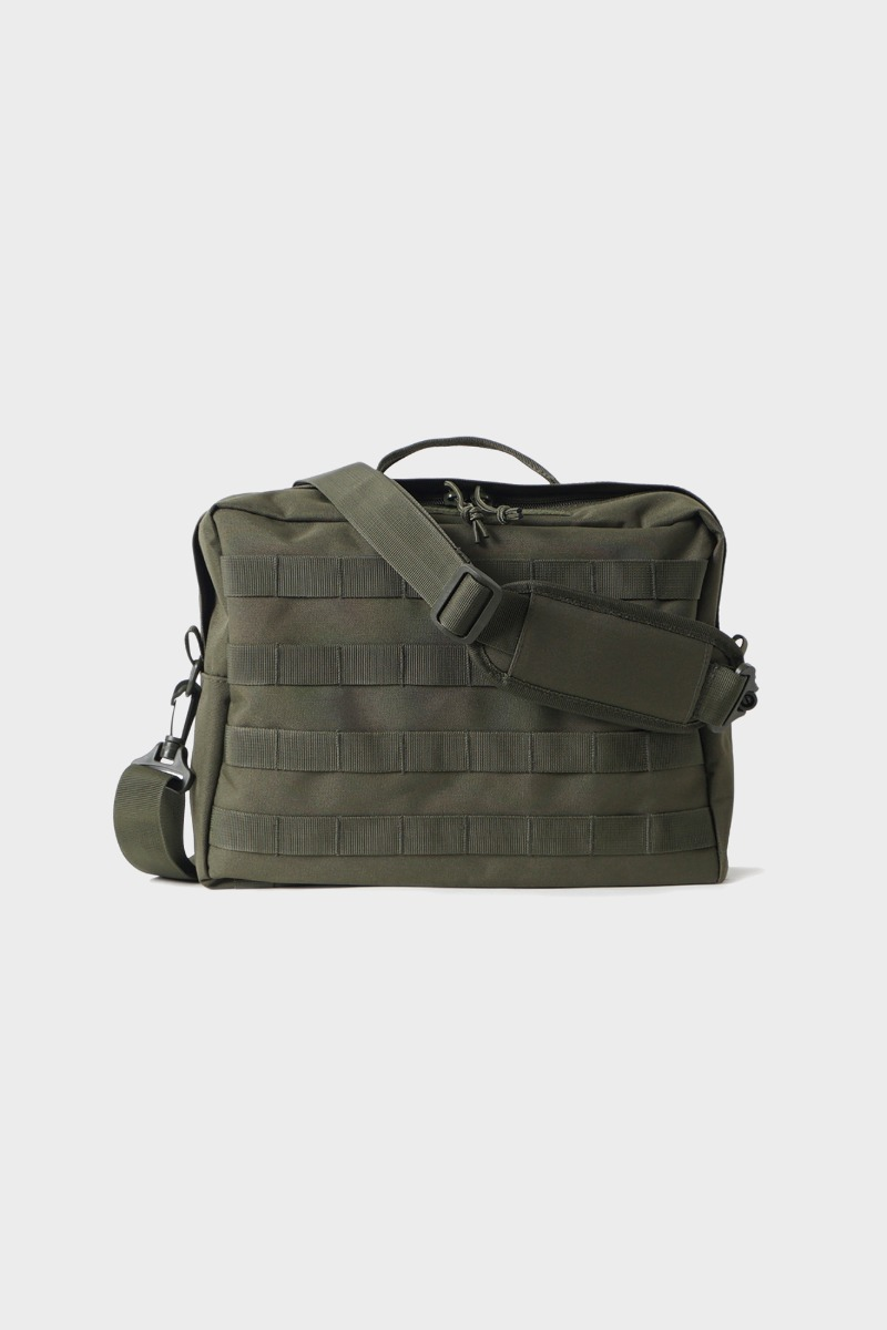 "YMCL KY MOLLE Shoulder Bag ""Olive"""