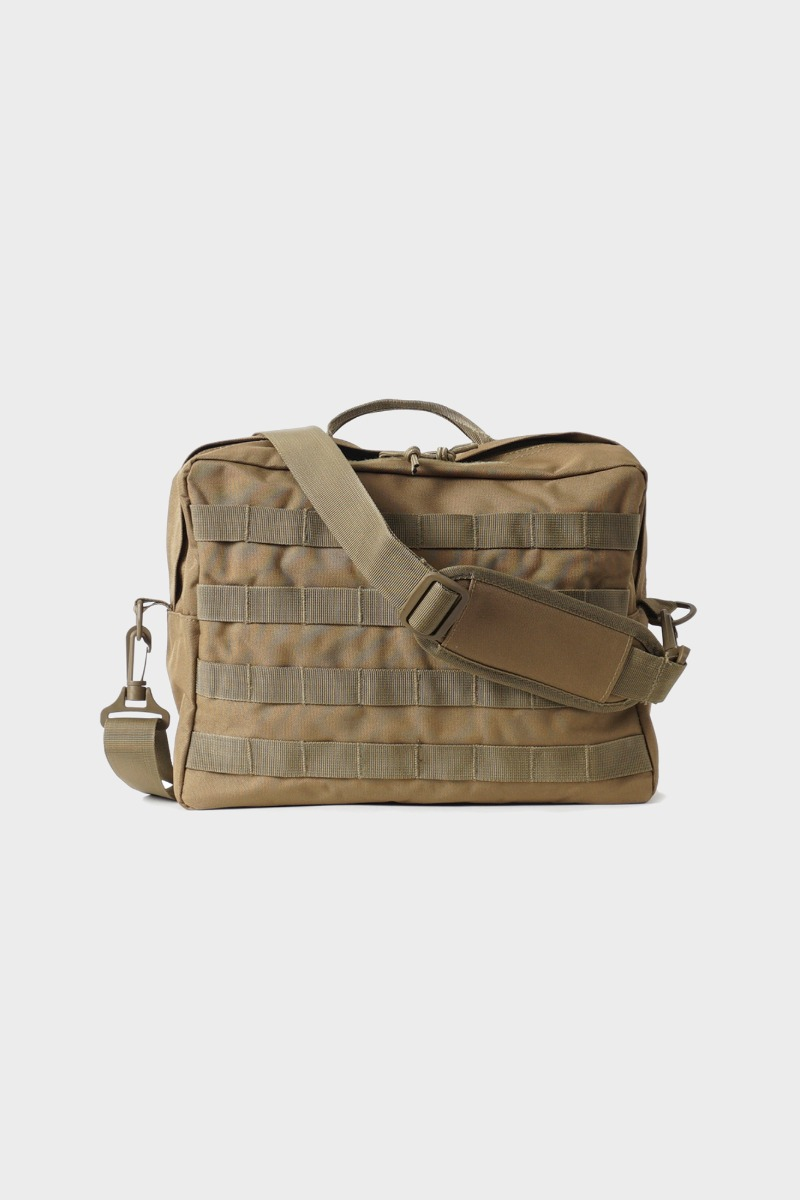 "YMCL KY MOLLE Shoulder Bag ""Coyote"""