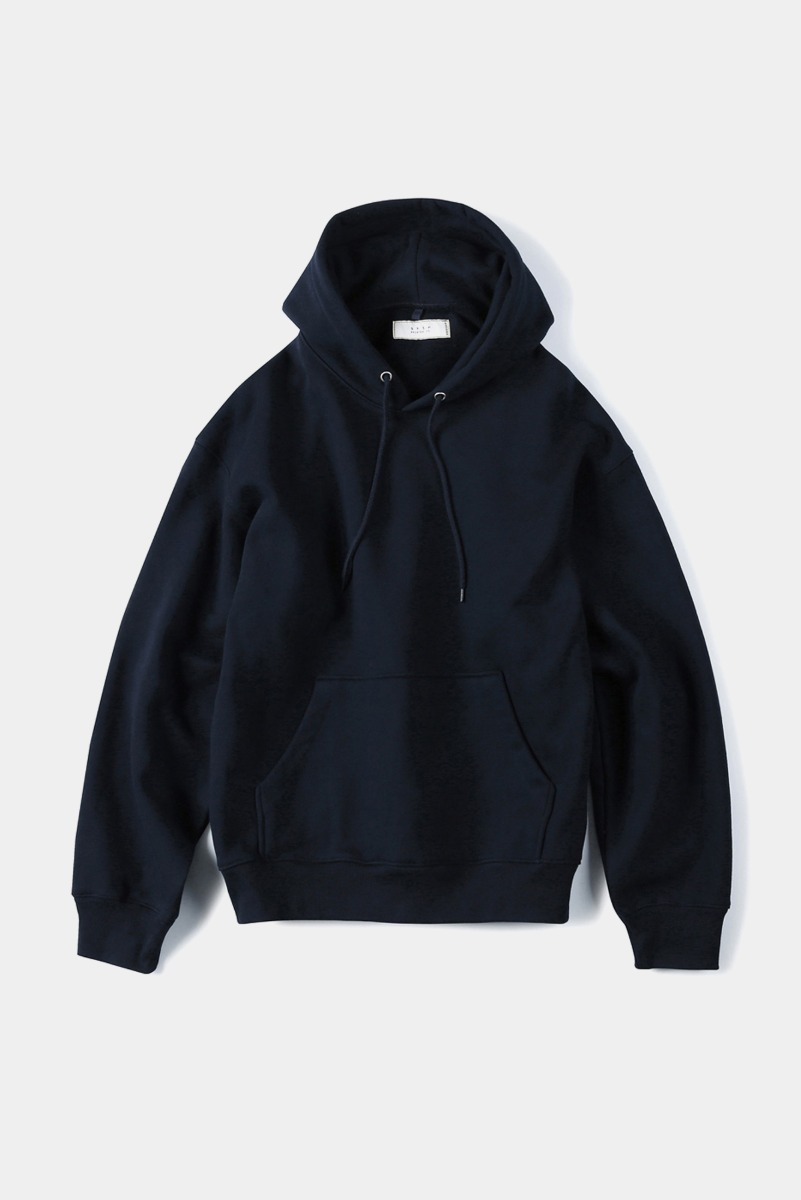 "SHIRTER Heavyweight Hoodie ""Dark Navy"""