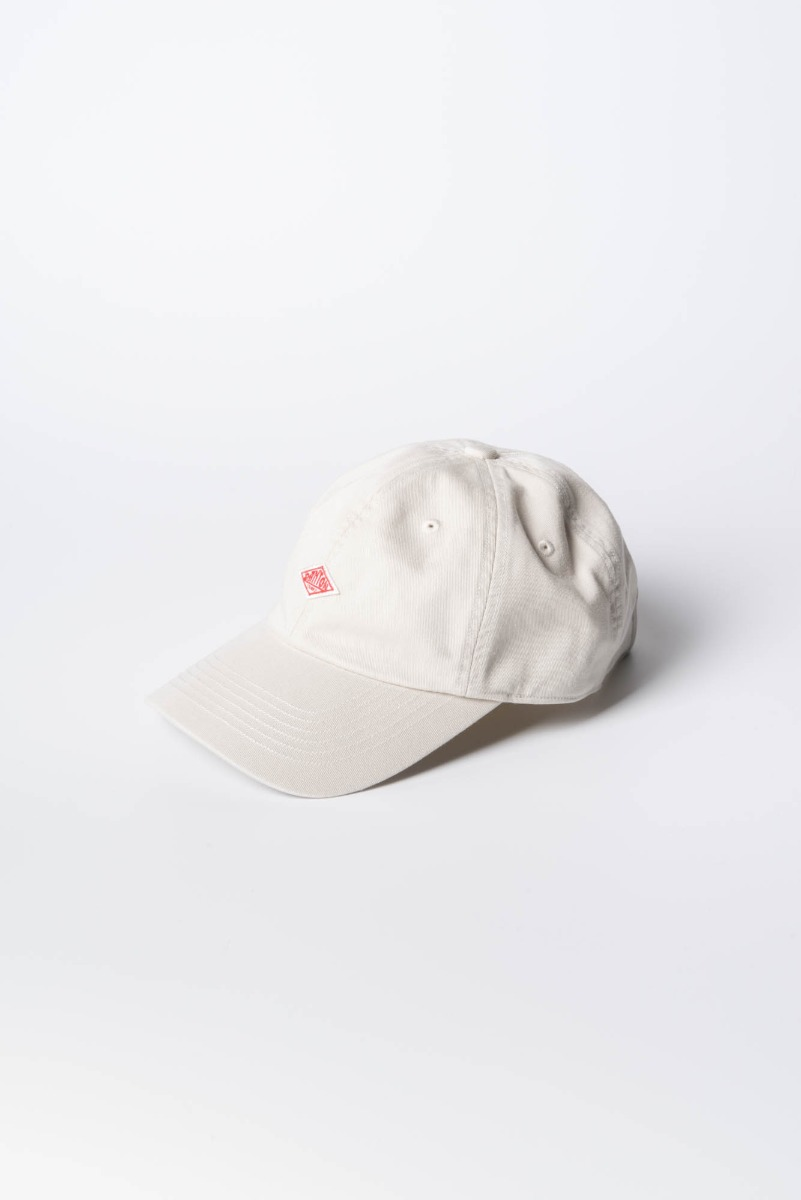 "DANTON 6 Panel Cap ""Off-White"""