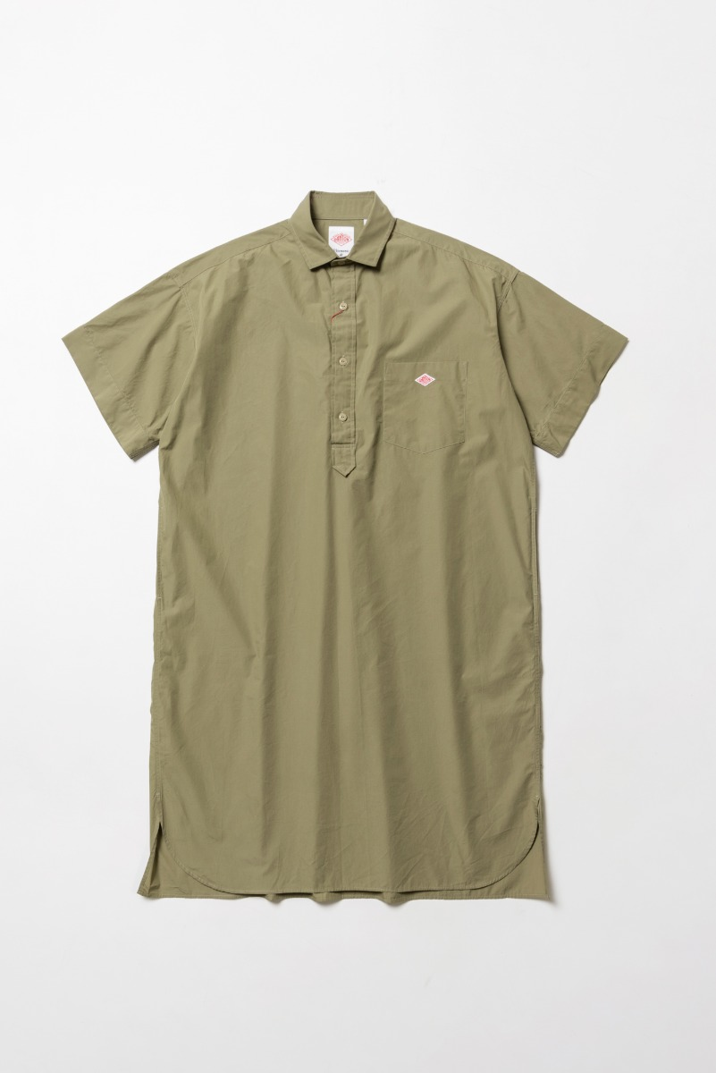 "DANTON Work P.O Dress ""Khaki"""