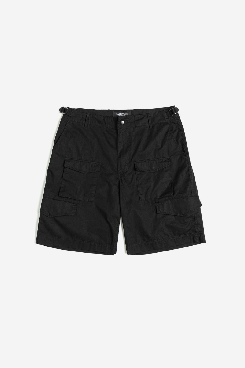 "EASTLOGUE M65 Shorts ""Black"""