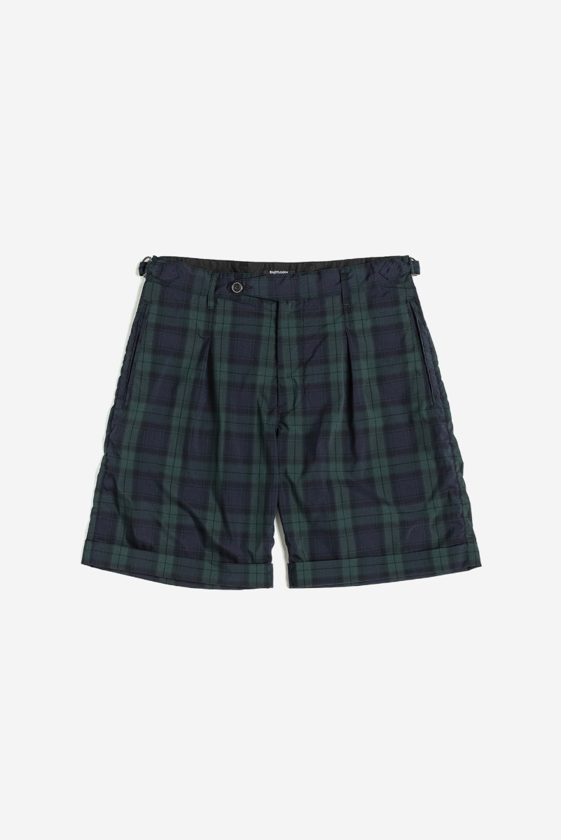 "EASTLOGUE Explorer Shorts ""Black Watch"""