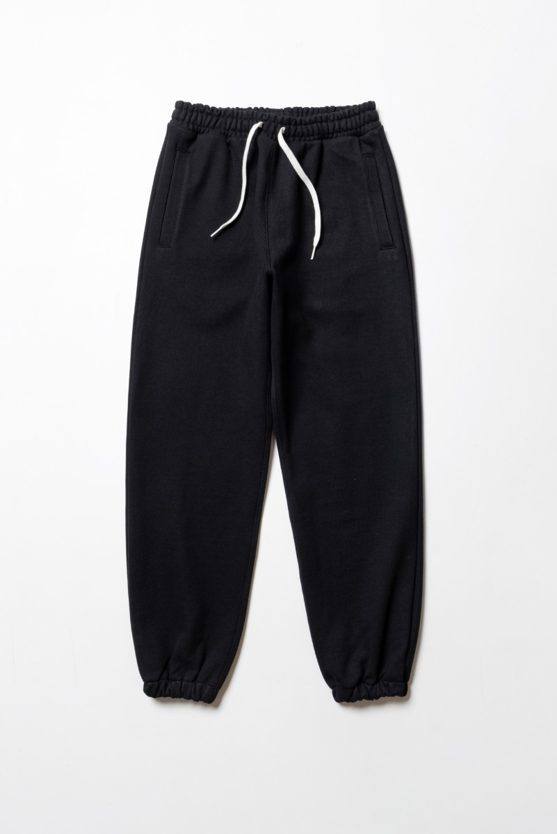 "ART IF ACTS Heavy Sweat Pants ""Black"""