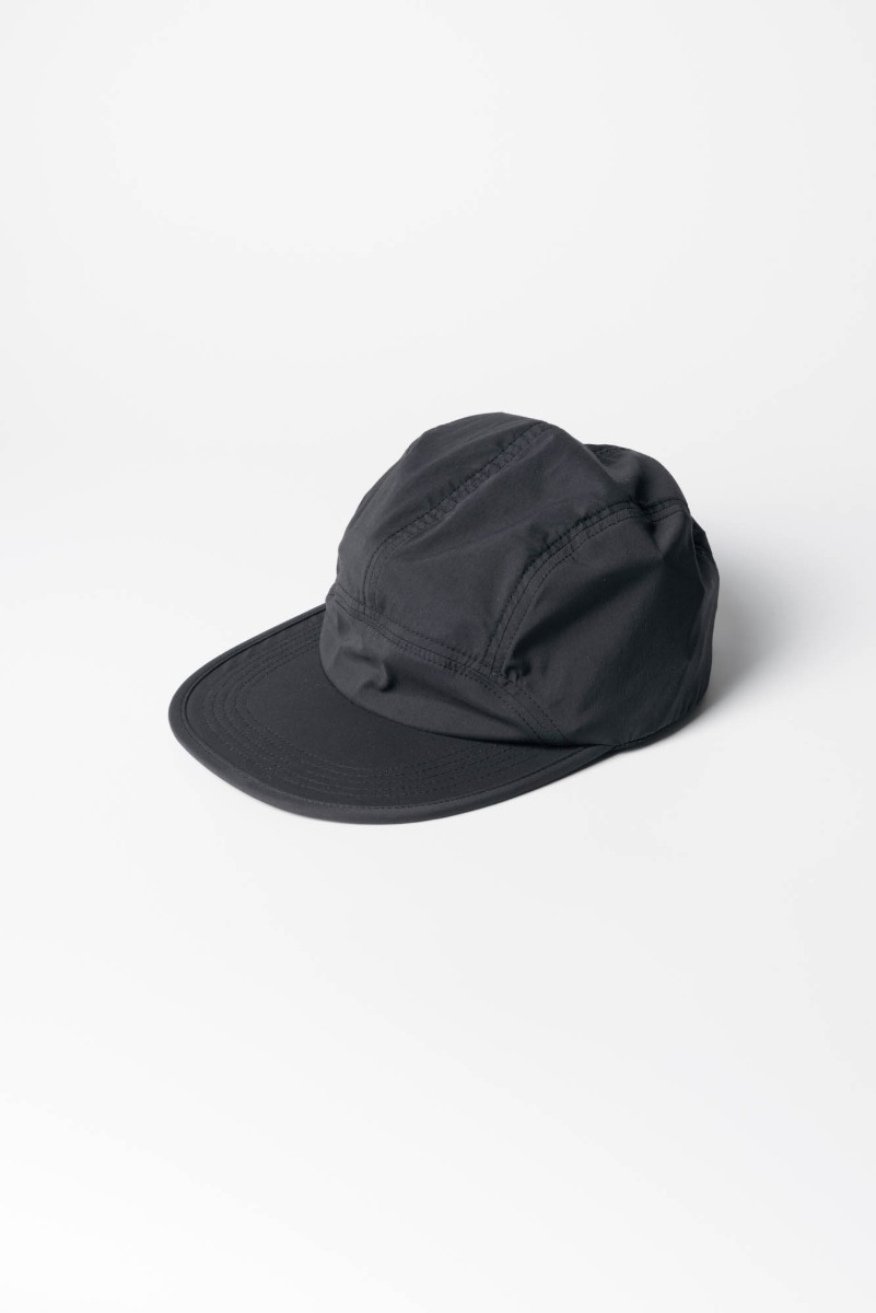 "CAYL Solid Trail Cap ""Black"""