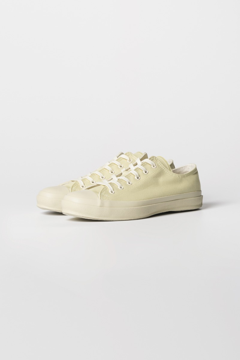 "MOONSTAR Lowbasket ""Light Yellow"""