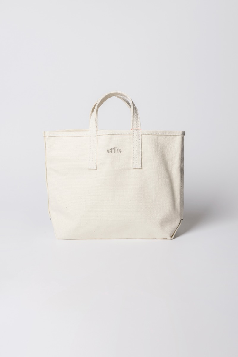 "DANTON Tote Bag Small ""Ecru"""