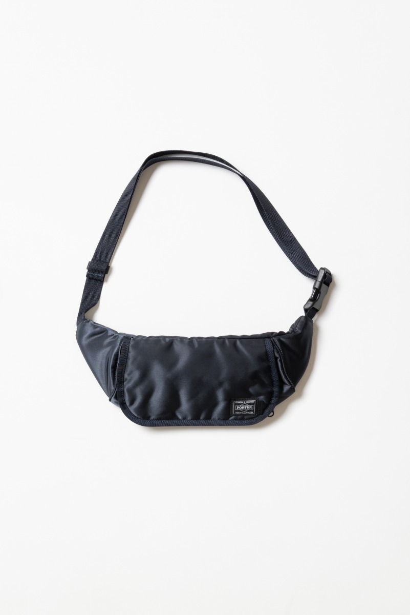 "KAPTAIN SUNSHINE X PORTER Traveller Funny Bag ""Navy"""