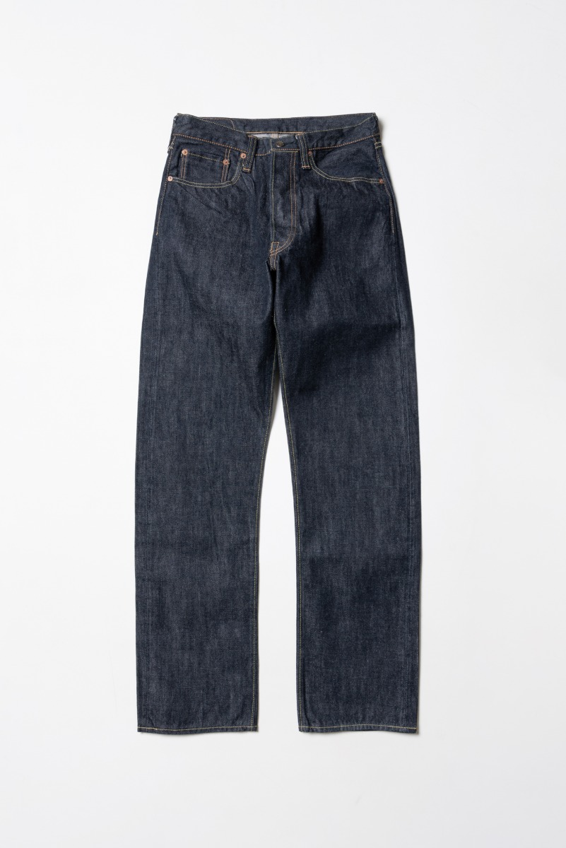 "SUGAR CANE 14.25oz Denim Union Star Jeans ""One Wash"""