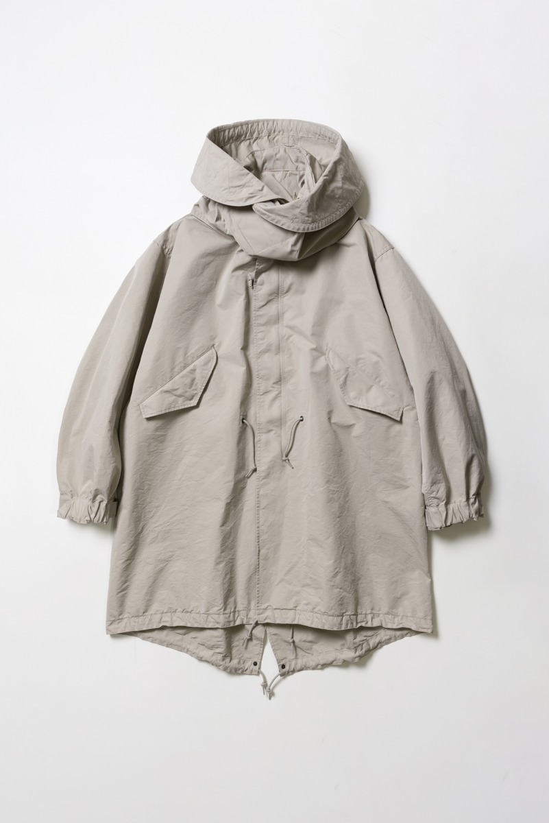 "KAPTAIN SUNSHINE Mil.Coat ""Taupe"""