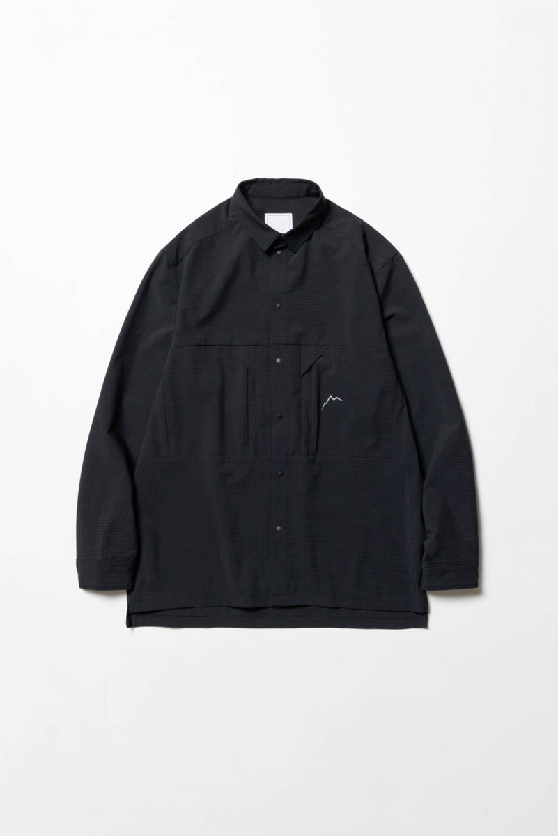 "CAYL Flow Hiker Shirts ""Black"""