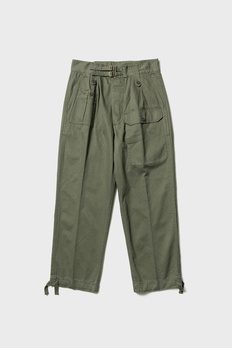 YMCL KY UK Jungle Fatigue Pants - Olive