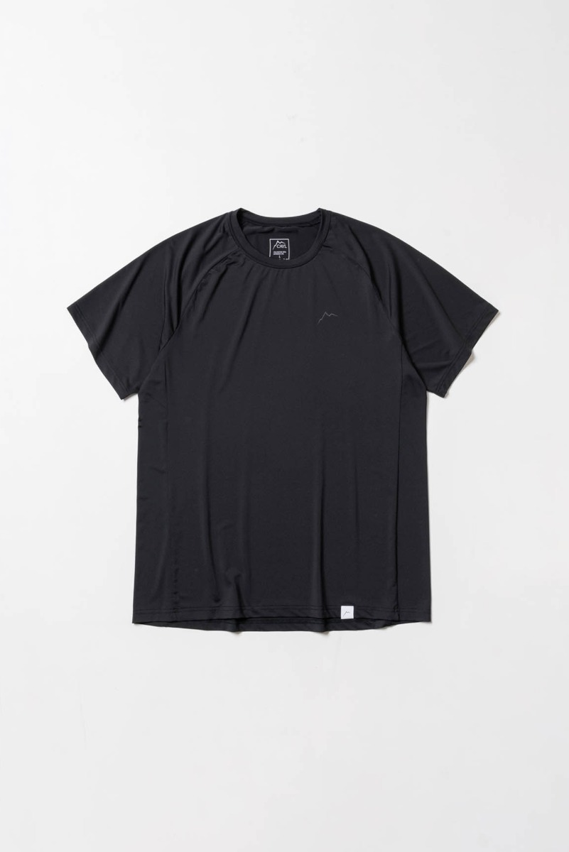 "CAYL Logo Short Sleeve ""Black"""