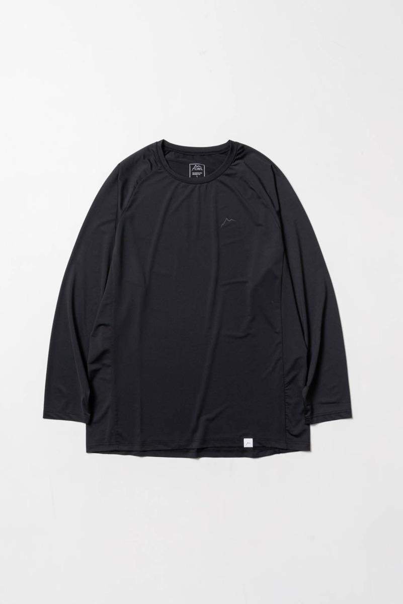 "CAYL Logo Long Sleeve ""Black"""