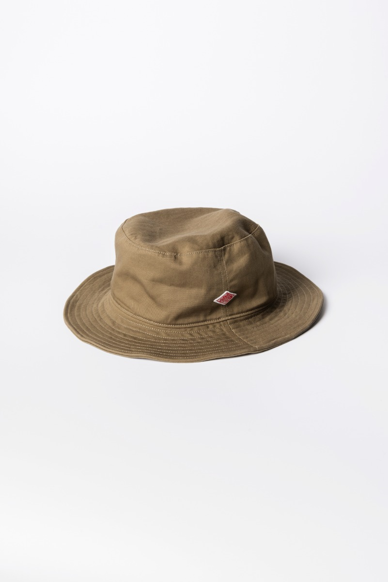 "DANTON Hat ""Khaki Brown"""