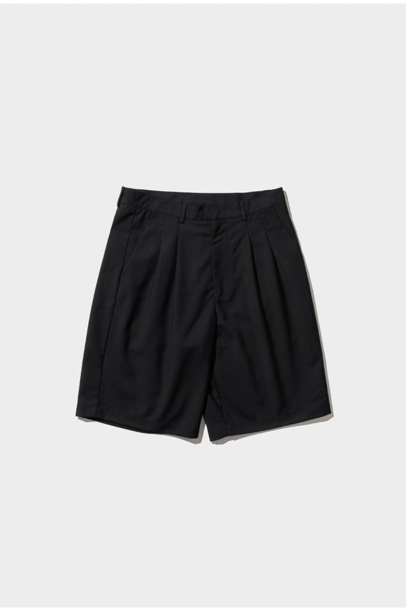 "Nocle Bermuda Mid Pants ""Black"""