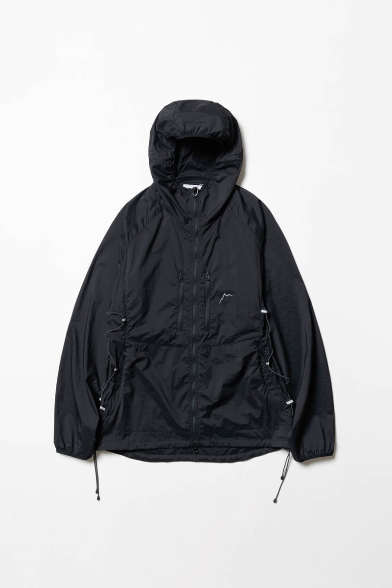 "CAYL Light Wind Jacket ""Black"""