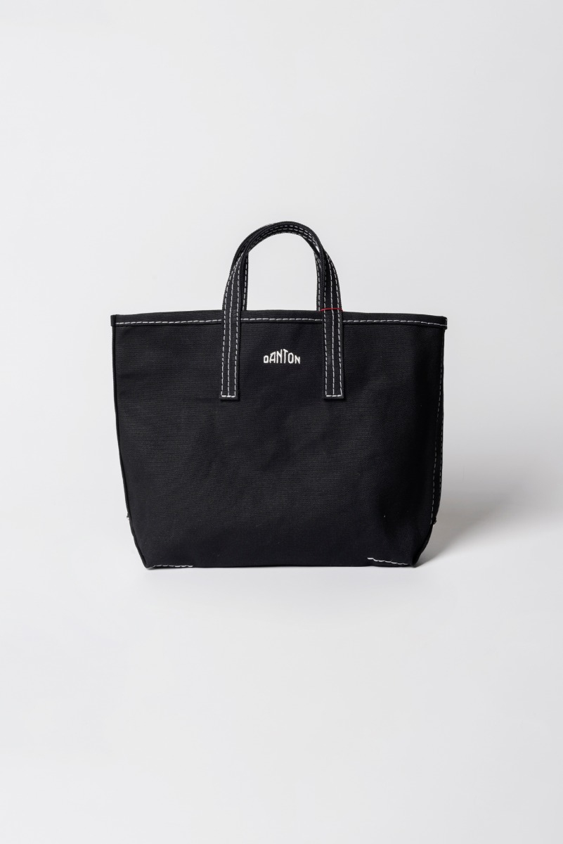 "DANTON Tote Bag Small ""Black"""