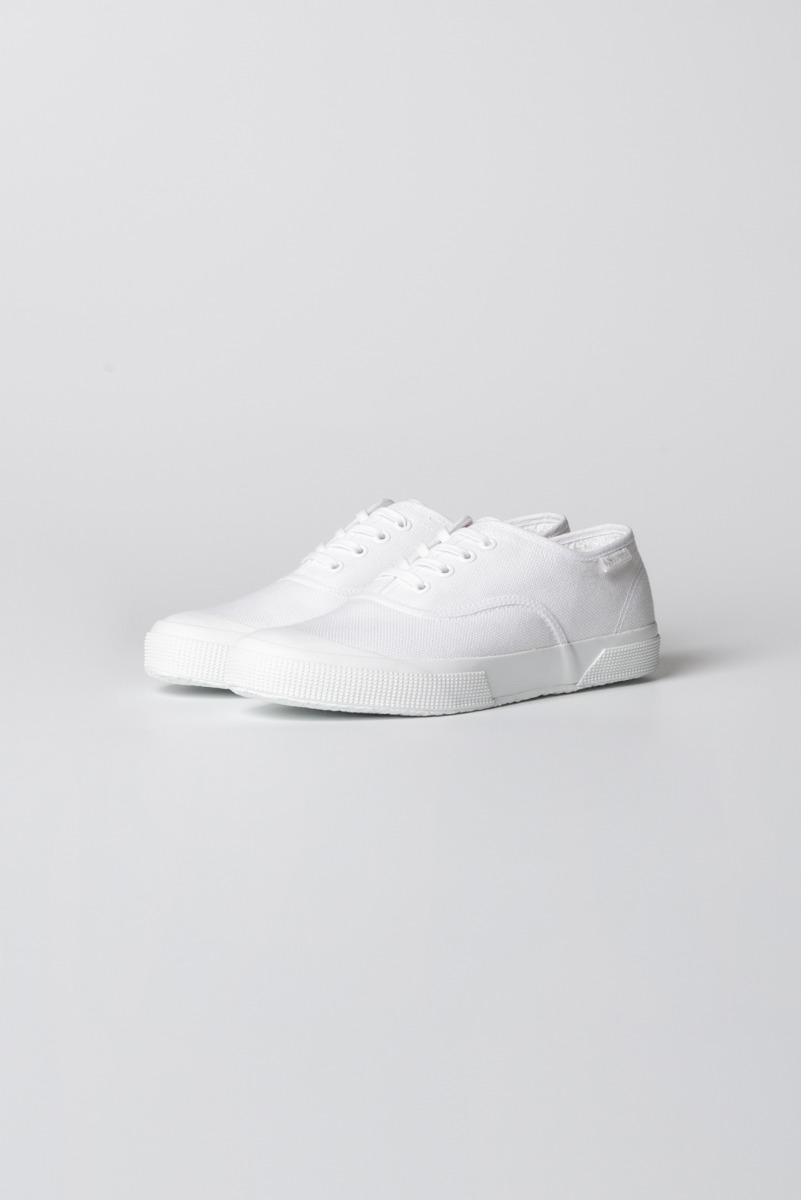 "KAPTAIN SUNSHINE X SUPERGA Trainer Low ""White"""