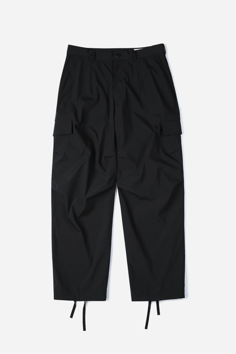 "SHIRTER Solotex Field Pants ""Black"""