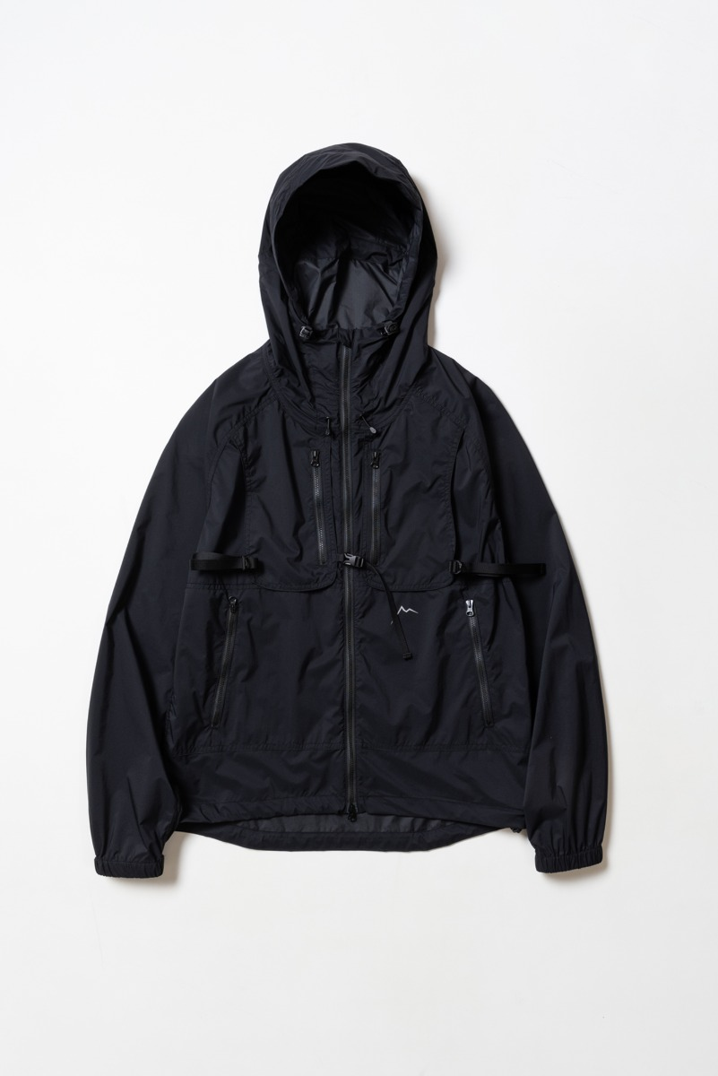 "CAYL Buckle Wind Jacket ""Black"""
