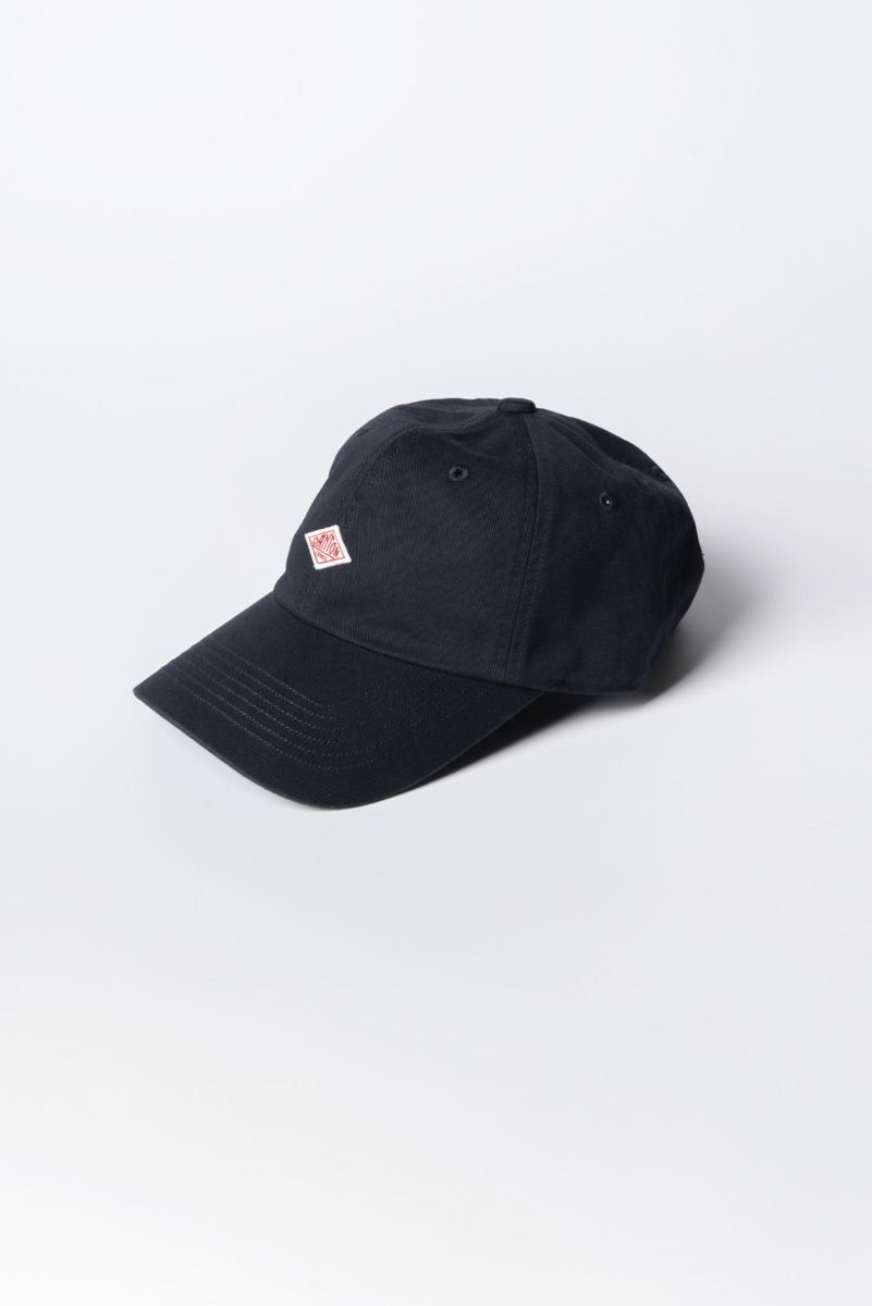"DANTON 6 Panel Cap ""Navy"""