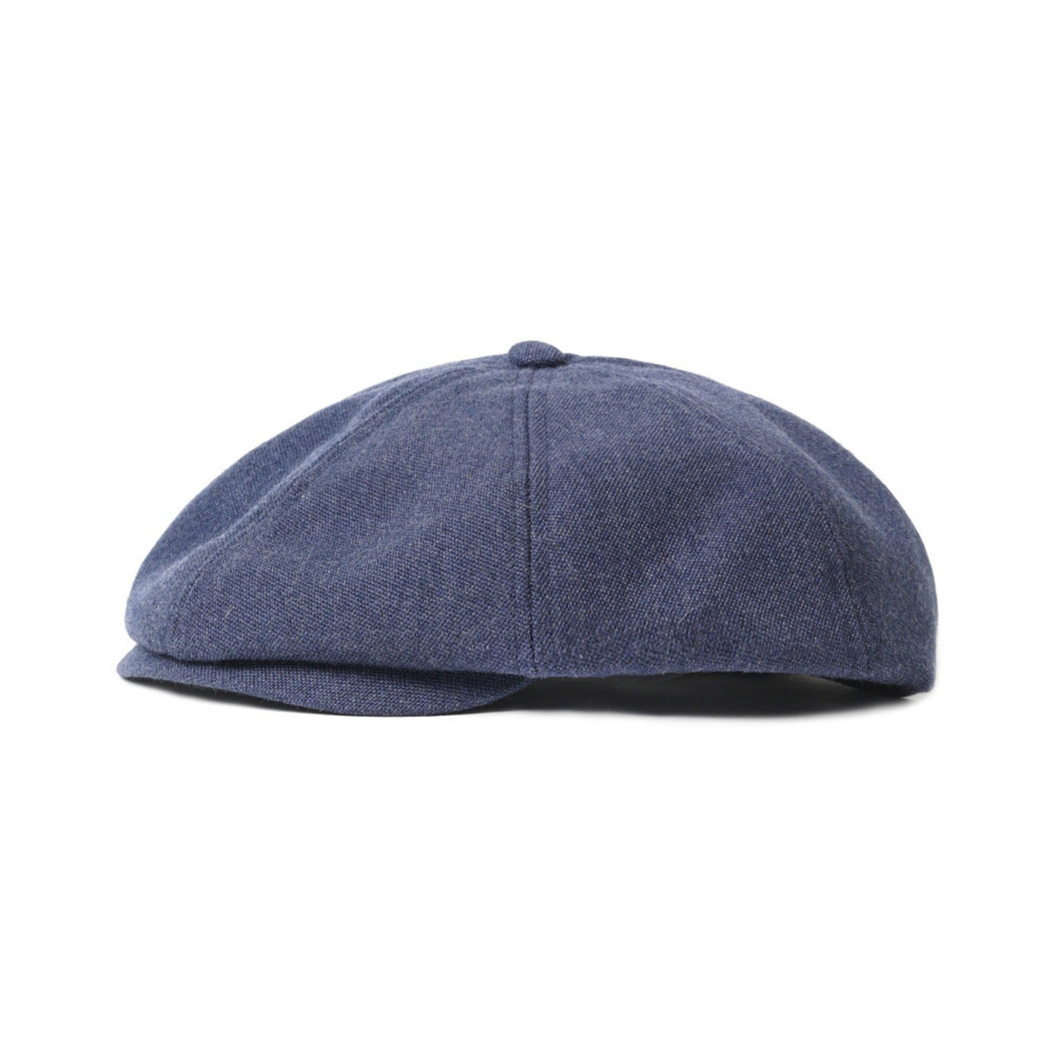 "Gooseberry Lay & Co. 20's News Boy Cap ""Indigo Wool"""